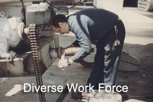 Diverse Work Force