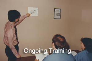 Ongoing Training